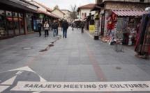 Balkans: voyage au cœur du laboratoire de l'interreligieux en Europe. Ici à Sarajevo où se trouve le siège du conseil interreligieux de Bosnie-Herzégovine. © Saphirnews.com