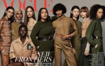 Vogue UK et sa couverture inédite qui reflète la diversité des femmes dans la mode