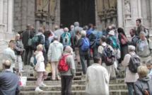 « Sur les pas de la Vierge Marie », marche qui réunit chrétiens et musulmans à Chartres, est une des activités organisées chaque année par le GAIC.