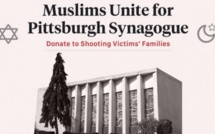 Après l'attaque d'une synagogue de Pittsburgh, les Américains musulmans se mobilisent en faveur des victimes