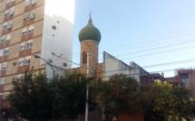 Avec 800 000 adeptes de l'islam, l'Argentine compte une importante minorité musulmane en Amérique latine. Ici, la mosquée de Córdoba où officie l'imam Salih Yesilyurt. © DR