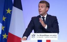 « Insécurité culturelle », laïcité : ce que Macron dit du port du voile en France