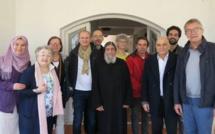 La Maison du dialogue et de la paix (Madipax) organise des voyages interreligieux, à la rencontre d'acteurs du dialogue, ici  en Egypte en mars 2019.