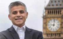 Sadiq Khan, avocat défenseur des droits de l'homme, tout près de devenir le maire de Londres.