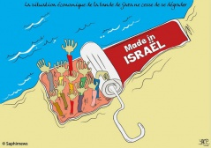 Situation économque dans la bande de Gaza
