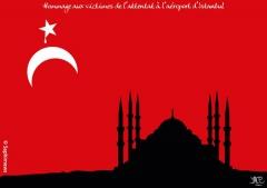 Attentat aéroport d'Istanbul