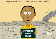 Personne n'est Haiti