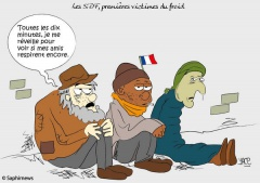 SDF et froid
