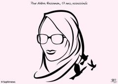 Hommage à Nabra Hassanen