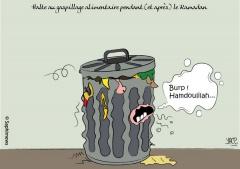 Gaspillage et Ramadan