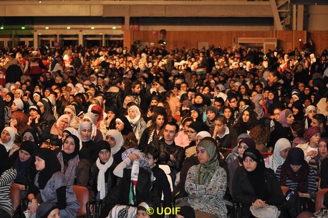 Les musulmans de France se rassemblent au Bourget ce week-end