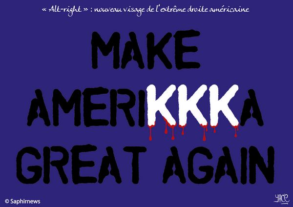 Make KKK great again